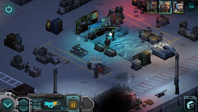 Shadowrun-Screenshot